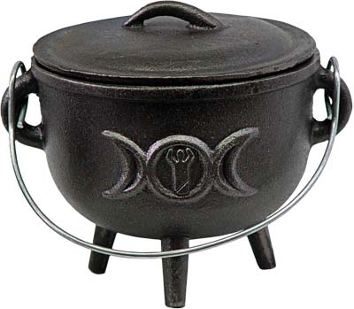 The Old Spirit Path: Getting to Know Your Cauldron